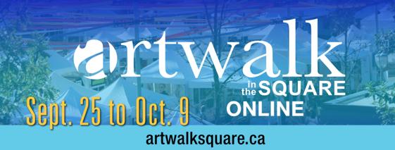 Artwalk in the Square